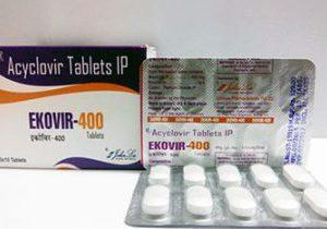 Acyclovir Antiviral Drugs